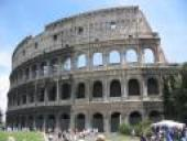 Colosseum, picture taken by Andreas Ribbefjord