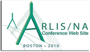 ARLISNA Boston Conference Button