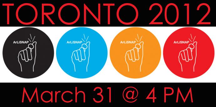 ArLiSNAP Toronto