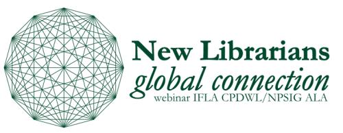 IFLA New Librarians Webinar