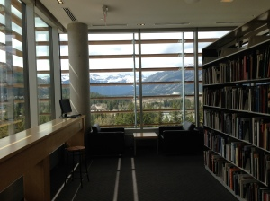 The Banff Centre Library